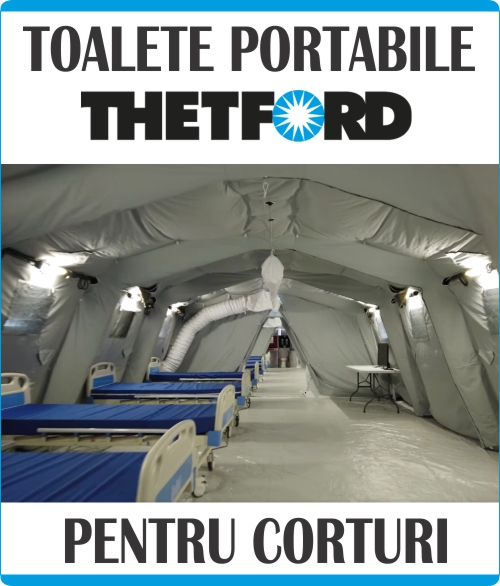 Toalete portabile corturi