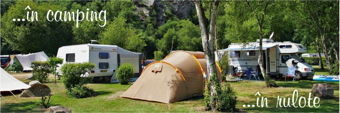 Toalete portabile - in camping, rulote