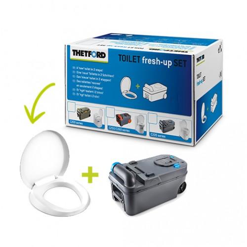 Kit FRESH-UP pentru reconditionare toalete Thetford C220