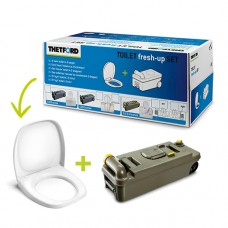 Kit FRESH-UP pentru reconditionare toalete Thetford C2/C3/C4  -dreapta