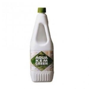 Aqua Kem Green 1.5 l - lichid de descompus deseuri si de dezinfectat