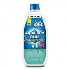 Solutie concentrata Aqua Kem Blue Eucalipt –  dezinfectare rezervor reziduuri toalete portabile