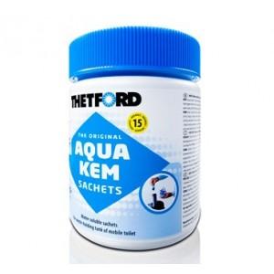 Saculeti Aqua Kem Blue