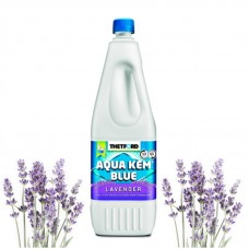 Lichid de descompus deseuri, dezinfectant si odorizant Aqua Kem Blue lavanda  2l