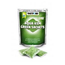 Saculeti Aqua Kem Green