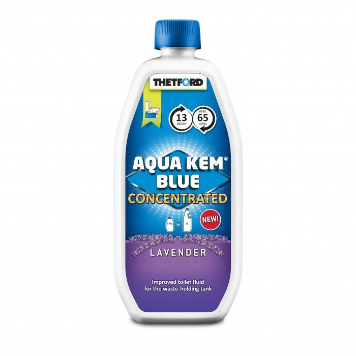 Solutie concentrata Aqua Kem Blue Lavanda –  dezinfectare rezervor reziduuri toalete portabile