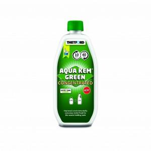 Aqua Kem Green – Solutie concentrata pentru dezinfectare rezervor reziduuri toaleta portabila