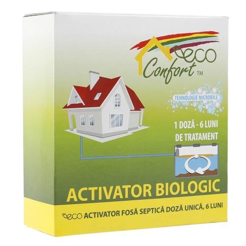 Bioactivator intretinere fosa 1doza unica 6luni, 500gr EPUR