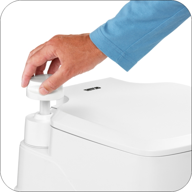 Toalete portabile Thetford Porta Potti cu piston